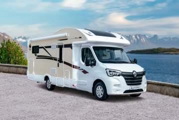 Wohnmobil mieten in Haan von privat   Ahorn ALASKA TE Plus