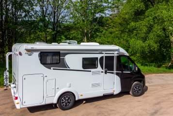 Wohnmobil mieten in Osterode am Harz von privat   Carado Jörg One