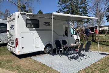 Wohnmobil mieten in Niederfischbach von privat | Laika Kosmo