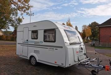 Wohnmobil mieten in Bötersen von privat   Adria Aviva 360²
