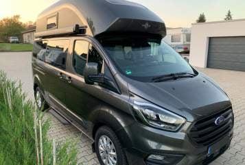 Wohnmobil mieten in Georgsmarienhütte von privat | Westfalia / Ford Oscar 1