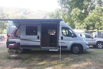 Wohnmobil mieten in Limburg an der Lahn von privat | Weinsberg Jonas