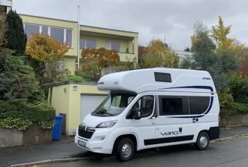 Wohnmobil mieten in Göttingen von privat | Pössl Pauli