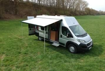 Wohnmobil mieten in Limburg an der Lahn von privat | Weinsberg Julian