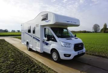 Wohnmobil mieten in Kamp-Lintfort von privat | Ford Emily