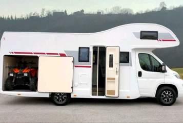 Wohnmobil mieten in Waldenburg von privat | Roller Team Roller Team