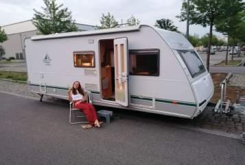 Wohnmobil mieten in Falkensee von privat | Knaus Tabbert Mr. White