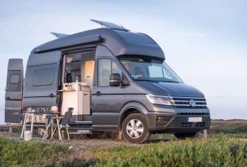 Wohnmobil mieten in Adelheidsdorf von privat | VW Neuer GrandCali