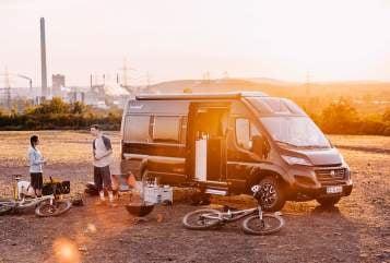 Wohnmobil mieten in Neuhausen auf den Fildern von privat | Fiat Ducato Black Pearl