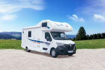 Wohnmobil mieten in Bensheim von privat | Ahorn Camp Big Matze 3