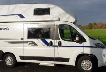 Wohnmobil mieten in Schermbeck von privat   Concord  Pössl Freedomliner