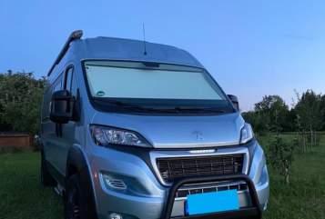 Wohnmobil mieten in Gröbenzell von privat | Peugeot Tourne Clara Korbinian