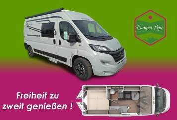 Wohnmobil mieten in Wendeburg von privat | Etrusco PEPE 3