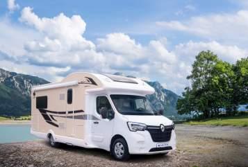 Wohnmobil mieten in Apolda von privat | Renault Resi
