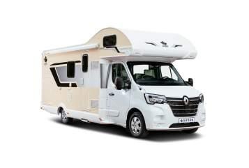 Wohnmobil mieten in Apolda von privat | Renault Scotti