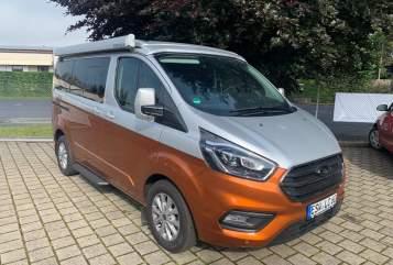Wohnmobil mieten in Eschwege von privat | Ford  Goldklümpchen