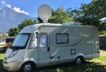 Wohnmobil mieten in Brande-Hörnerkirchen von privat | Hymer Sunny
