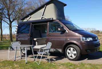 Wohnmobil mieten in Cuijk von privat | Volkswagen T5 Generation