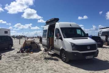 Wohnmobil mieten in Kiel von privat | VW Ottokar