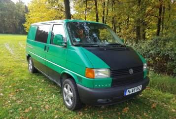 Wohnmobil mieten in Nürnberg von privat | VW Blinki