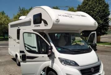 Wohnmobil mieten in Bad Tölz von privat | XGO Rimor 35 ONUR Automatik