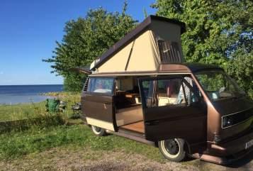 Wohnmobil mieten in Braunschweig von privat | VW  Campi