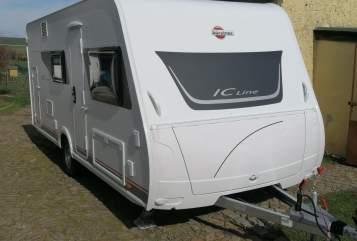 Wohnmobil mieten in Niedere Börde von privat | Bürstner  Fun-Caravan