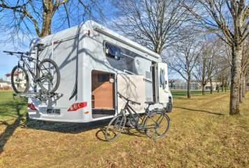 Wohnmobil mieten in Gilching von privat | Carado Alice