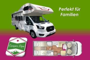 Wohnmobil mieten in Lengede von privat | Roller Team PEPE 1