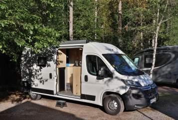 Wohnmobil mieten in Wuppertal von privat | Citroen Jumper Rocinante