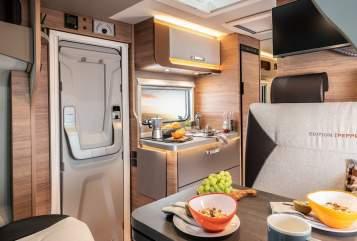 Wohnmobil mieten in Essen von privat   Weinsberg DreamTime