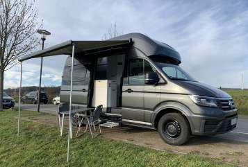 Wohnmobil mieten in Wetter von privat | VW CaliGrey XXL