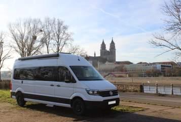 Wohnmobil mieten in Magdeburg von privat | Volkswagen Sunny BJ2021