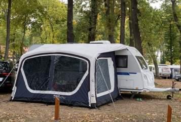 Wohnmobil mieten in Coswig von privat | Knaus Sport Wohnwagen