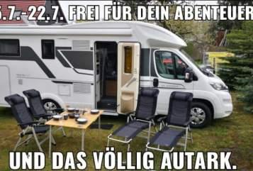 Wohnmobil mieten in Erfurt von privat   Adria *URANUS*-AUTARK