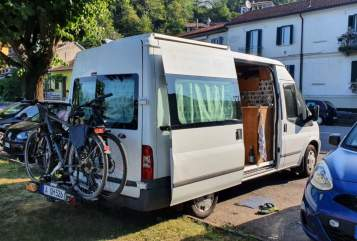 Wohnmobil mieten in Augsburg von privat | Ford Coco