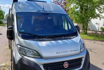 Wohnmobil mieten in Karlsruhe von privat | Pössl Roady