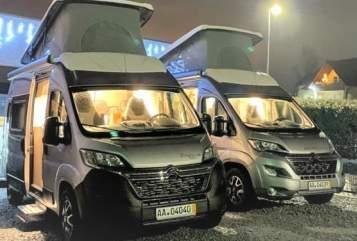 Wohnmobil mieten in Kirchheim am Ries von privat | Pössl Pössl 2 Win R