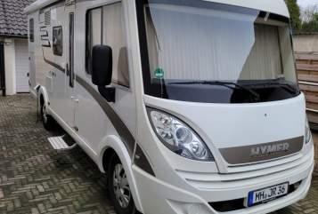 Wohnmobil mieten in Mülheim an der Ruhr von privat | Hymer Eriba JR-Mobil