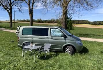 Wohnmobil mieten in München von privat | VW Carlo T5