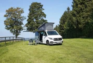 Wohnmobil mieten in Freising von privat   VW CaliforniaBeach