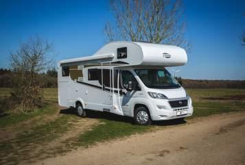 Wohnmobil mieten in Geestland von privat | Carado Carado A 464
