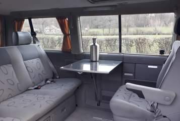 Wohnmobil mieten in Aachen von privat | VW Bulli-to-go