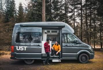 Wohnmobil mieten in Hannover von privat | VW Knut California