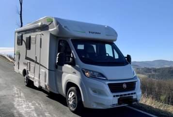 Wohnmobil mieten in Olsberg von privat   Eura Mobil Forster  Forster