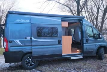 Wohnmobil mieten in Asbach-Bäumenheim von privat | Pössl Pössl 2 Win R+