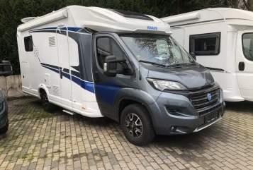 Wohnmobil mieten in Beek en Donk von privat | Knaus  Snooper