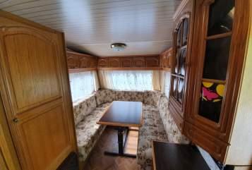 Wohnmobil mieten in Solingen von privat   Hobby  HOBBY