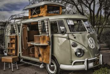 Wohnmobil mieten in gemeente Groningen von privat   VW Usher Van Usher