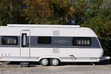Wohnmobil mieten in Kürten von privat | Hobby 650 UMFe Prestige Lucky Strike